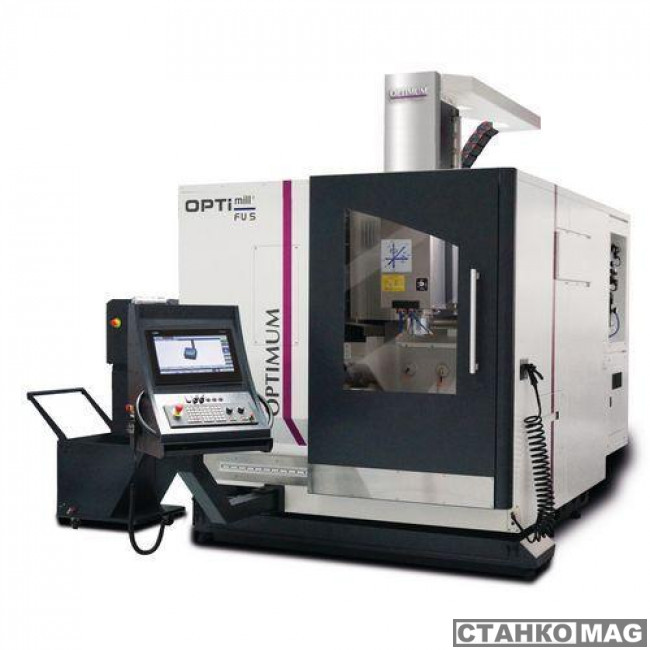 OPTIimill FU 5-600 HSC 15 3511382 в фирменном магазине OPTIMUM