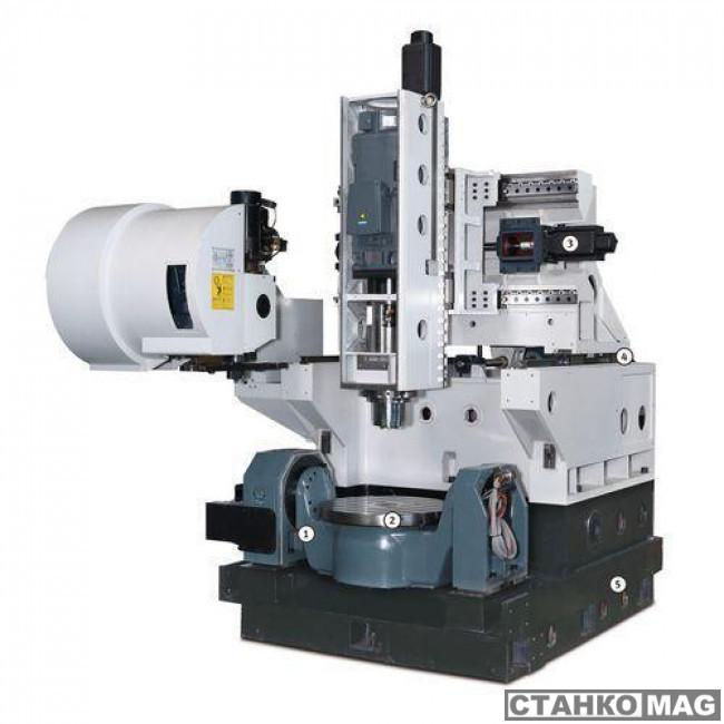 OPTIMUM OPTIimill FU 5-600 HSC 15