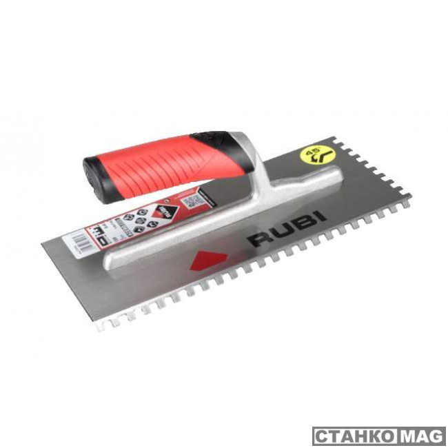 28см зуб 6x6 мм MRА 45º 75946 в фирменном магазине RUBI