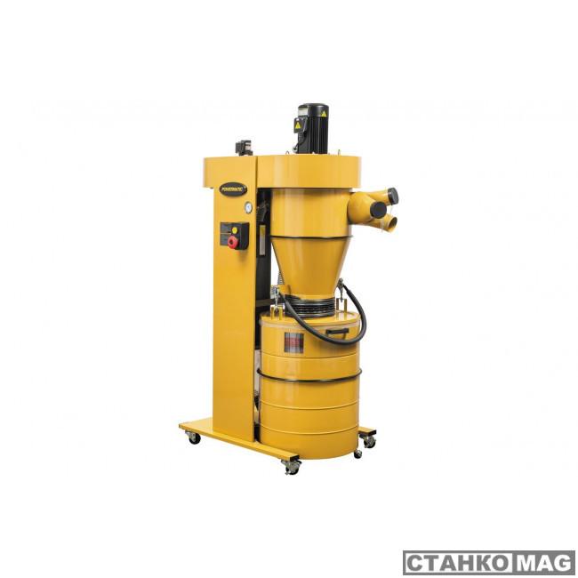 Вытяжная установка циклон JET Powermatic PM2200