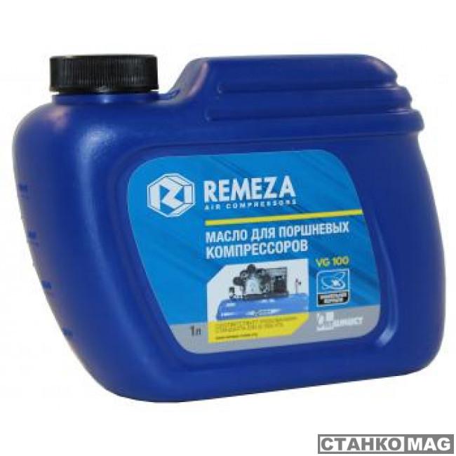 Масло компрессорное REMEZA VDL 100 (1л) 8101240 в фирменном магазине REMEZA