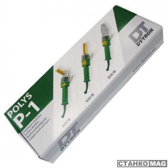 Аппарат для раструбной сварки DYTRON Polys P-1a 650W SOLO