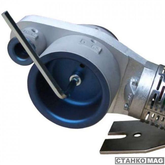 Паяльник для сварки полипропиленовых труб DYTRON Polys P-4a 850W TraceWeld PROFI blue