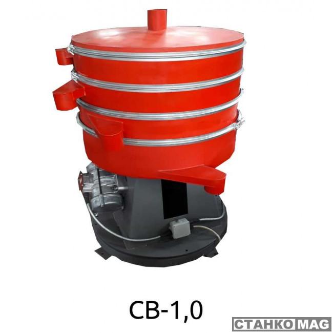 CВ-1,0 (2 деки) CВ-1,0 (2) в фирменном магазине Вибромаш