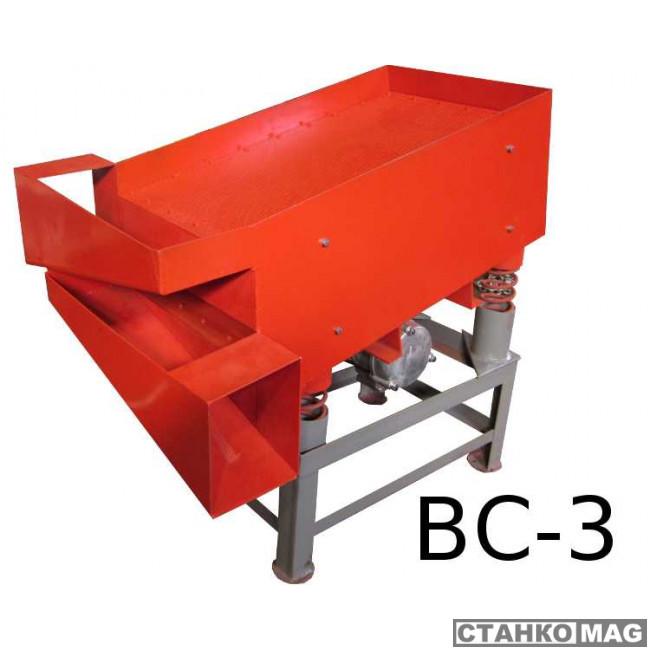 Вибростол Вибромаш ВС-3 с 1 сеткой 220 В