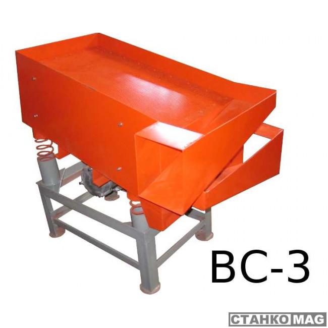 Вибростол Вибромаш ВС-3 с 2 сетками 380В