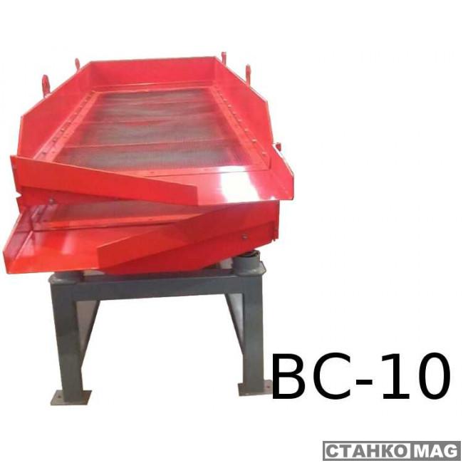 Вибростол Вибромаш ВС-10 с 2 сетками 220В