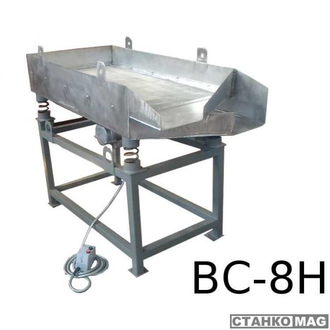 Вибростол Вибромаш ВC-8Н с 1 сеткой 220В
