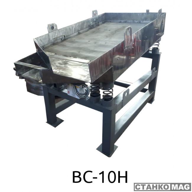 Вибростол Вибромаш ВC-10Н с 1 сеткой 220В