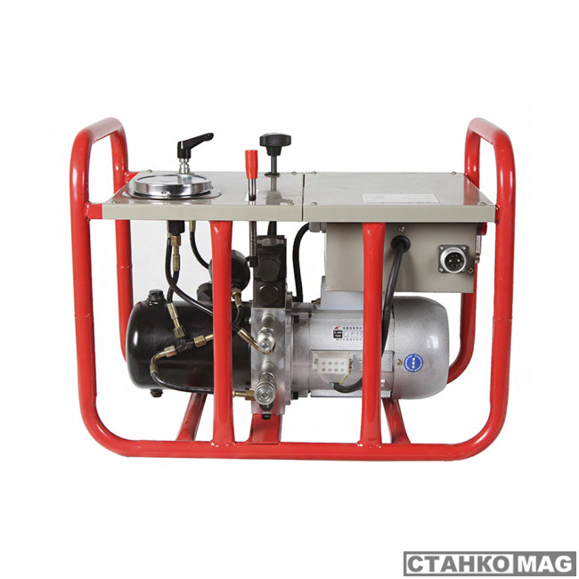 Аппарат для сварки полиэтиленовых труб Voll V-Weld G250