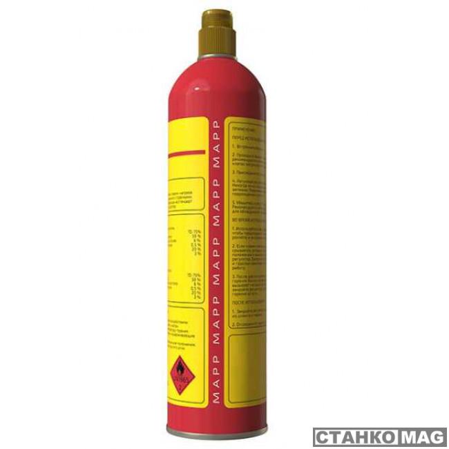 Газ ROTORICA РО-МАПП для пайки медных труб в баллонах 1л