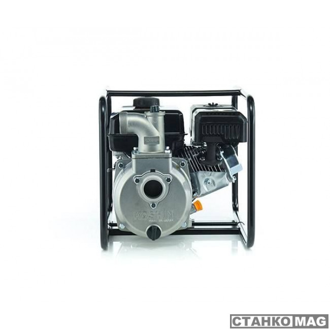 Бензиновая мотопомпа для средне-загрязненных вод Koshin SEV-50X
