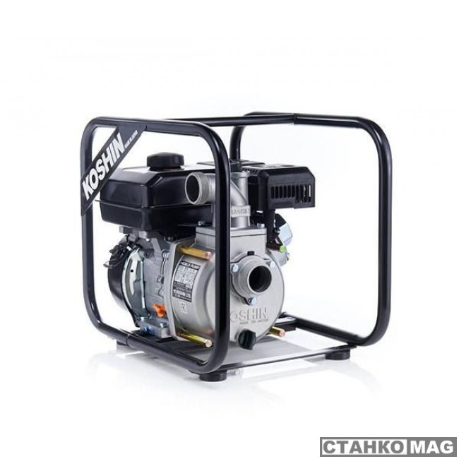 Бензиновая мотопомпа для чистых вод Koshin STV-50X