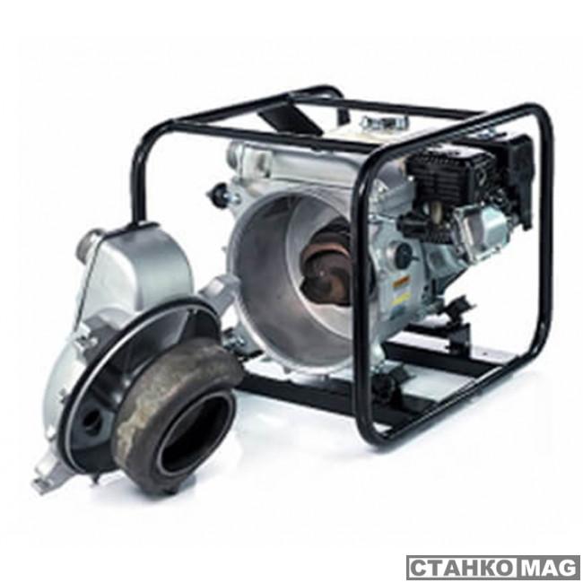 Бензиновая мотопомпа для сильнозагрязненной воды Koshin KTZ-50X