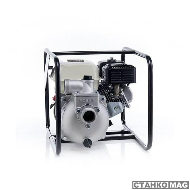 Бензиновая мотопомпа для средне-загрязненных вод Koshin SEH-50JP