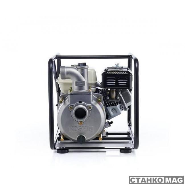 Бензиновая мотопомпа для чистых вод Koshin STH-50X