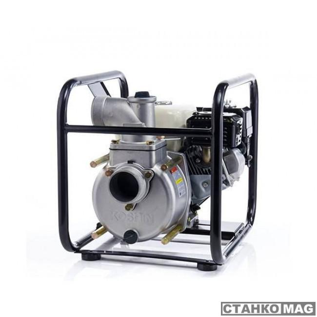Бензиновая мотопомпа для чистых вод Koshin STH-80X