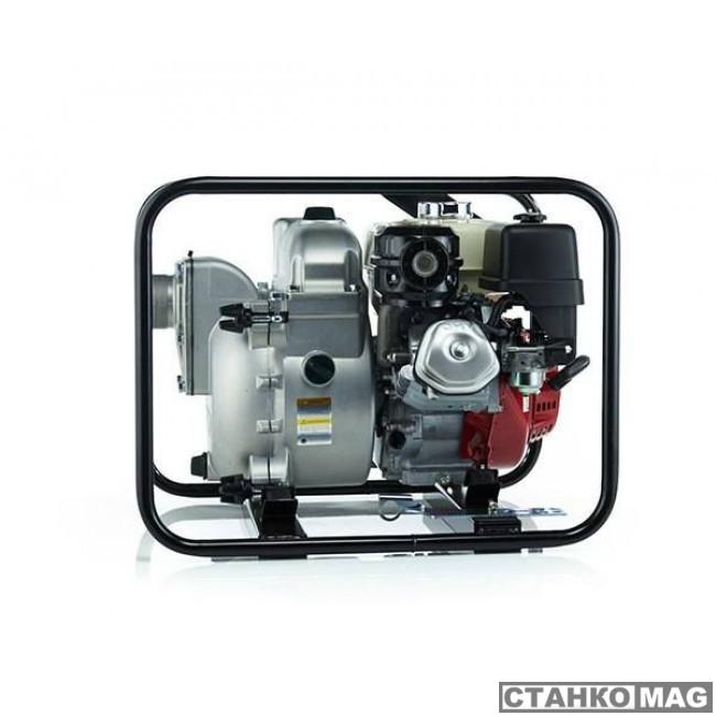 Бензиновая мотопомпа для загрязненных вод Koshin KTH-80X