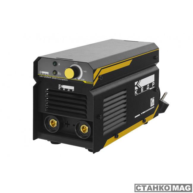 UltraMMA-200 Compact (220В, 20-200А) 8012559 в фирменном магазине КЕДР