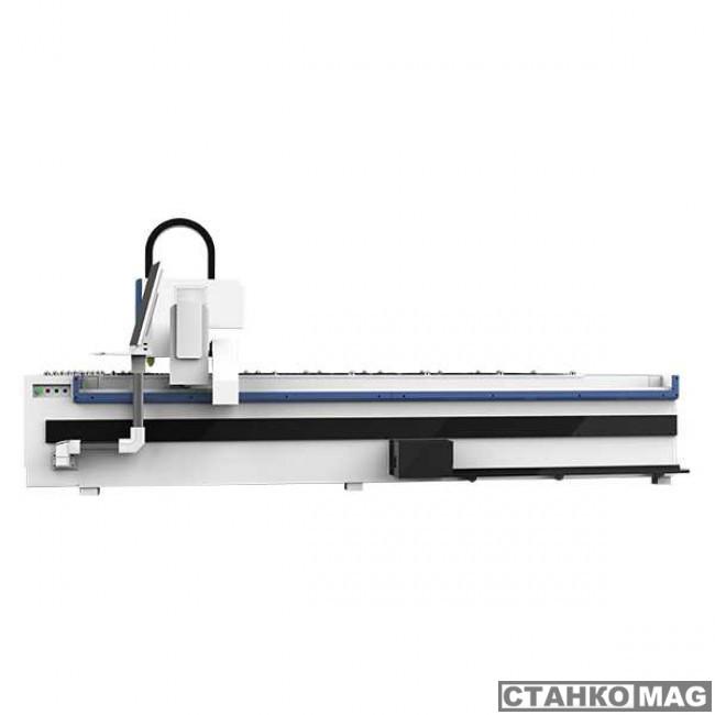 Оптоволоконный лазерный станок для резки металла MetalTec 1530B (MAX-1500W)