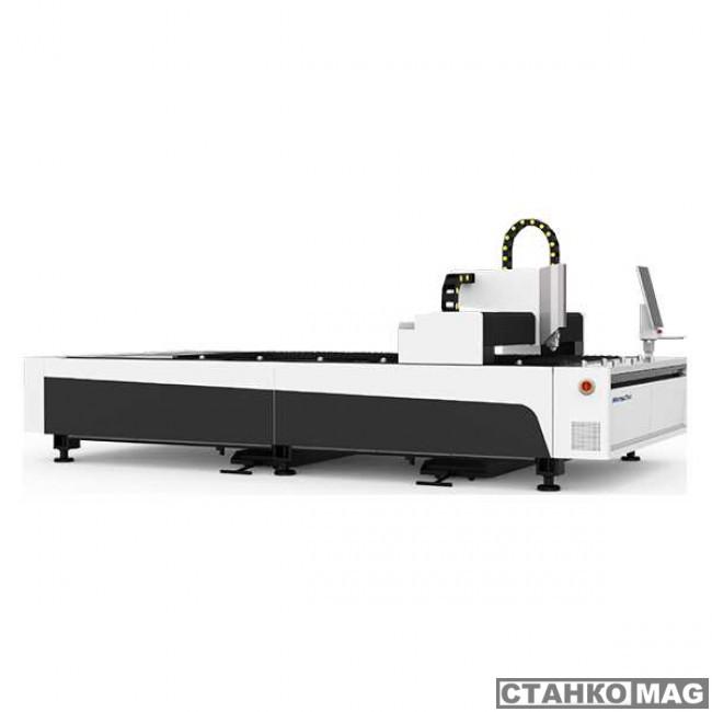 Оптоволоконный лазерный станок для резки металла MetalTec 1530 S (MAXPHOTONICS1000W)(RJ-1530S)