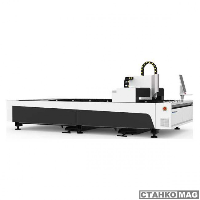 Оптоволоконный лазерный станок для резки металла MetalTec 1530S (RAYCUS1000W)(RJ-1530S)