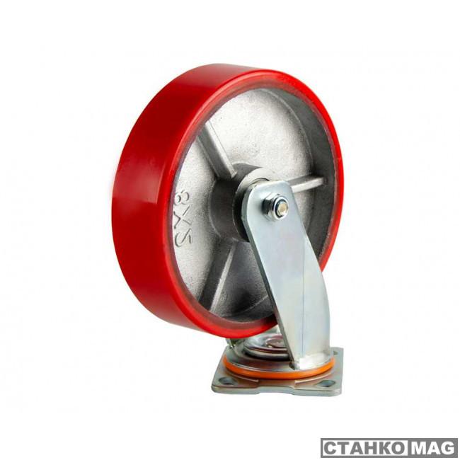 С-4102-DUS поворотное, без тормоза, г/п 600 кг 00018519 в фирменном магазине EURO-LIFT