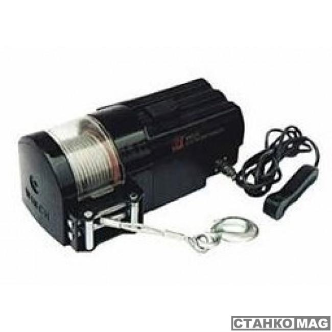 Автомобильная электрическая лебедка Euro-Lift KDJ450-D 12v