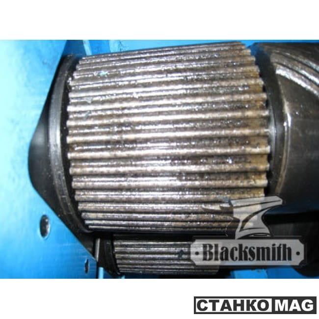 Станок для формовки окончаний («лапок») и проката трубы Blacksmith LP4
