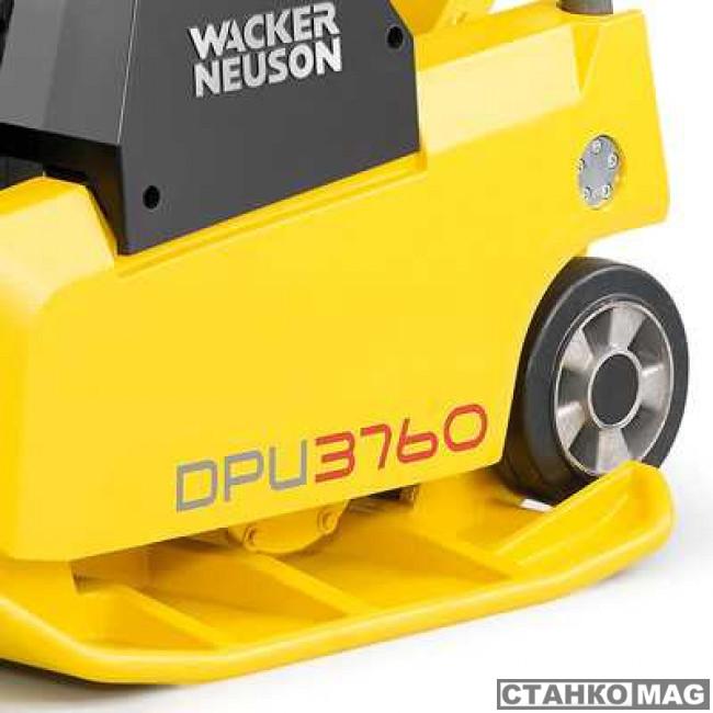 Виброплита дизельная Wacker Neuson DPU3760 He
