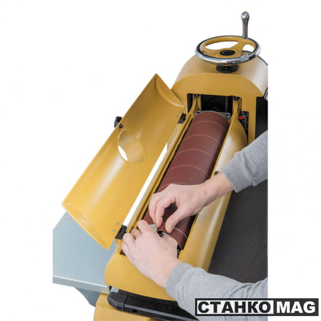 Барабанный шлифовальный станок Jet Powermatic PM2244