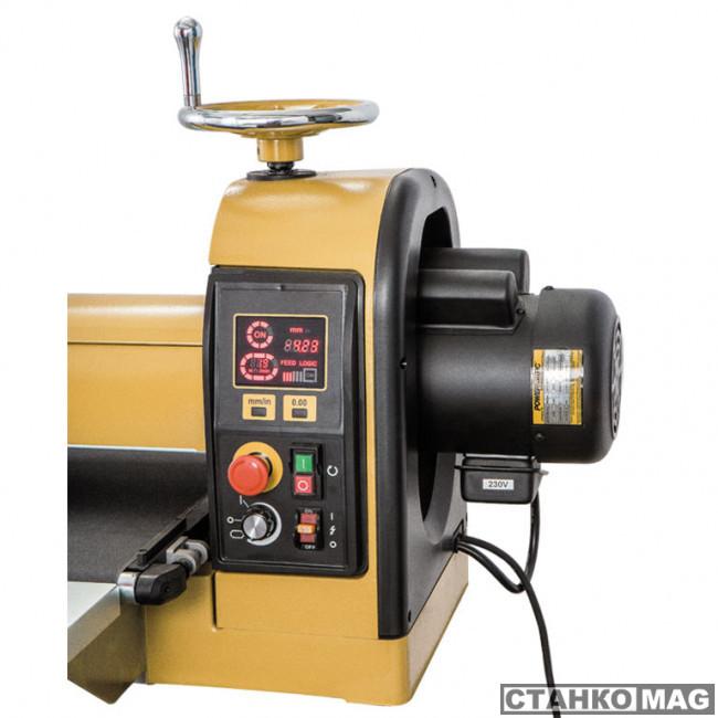Барабанный шлифовальный станок без подставки Jet Powermatic PM2244