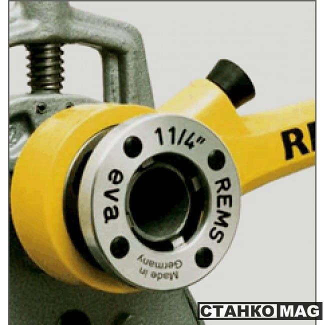 REMS 520017 Ручной резьбон. клупп