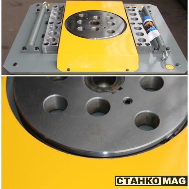 Станок для гибки арматуры ВПК Г-40