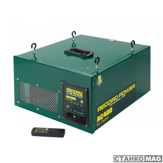 AC400 AC400-EP в фирменном магазине Record Power